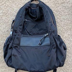 Lululemon Back To School Backpack Black